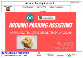 Poster Arduino Parking Assistant min